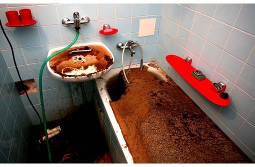 Севастополь. Сантех=помощь прочистка канализации.Без посредников и переплат., фото — «Реклама Севастополя»