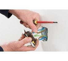 Монтаж проводки,розеток, выключателей, освещения электрики - Электрика в Феодосии