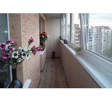 Ремонт лоджии под ключ: обшивка и утепление изнутри и снаружи - Балконы и лоджии в Керчи