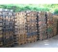 Продам поддоны деревянные 800х1200 мм. г. Севастополь, ул. Индустриальная, 12 - Пиломатериалы в Севастополе