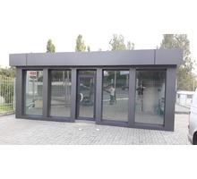 Магазины торговые павильоны.3d модель и проект в подарок - Металлические конструкции в Севастополе