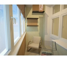 Балконы под ключ: внутренняя отделка, обшивка, утепление - Балконы и лоджии в Евпатории