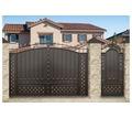 Быстро и качественно изготовим ворота и и калитки - Заборы, ворота в Евпатории