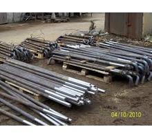 Болты фундаментные ГОСТ 24379.1 80 - Металлы, металлопрокат в Симферополе