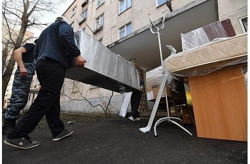 Вывоз мусора,хлама,веток.Переезды.Услуги грузчиков. - Вывоз мусора в Севастополе