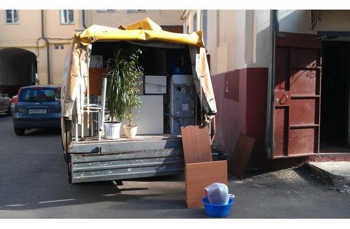 Вывоз строительного мусора,хлама,вещей,грунта., фото — «Реклама Севастополя»