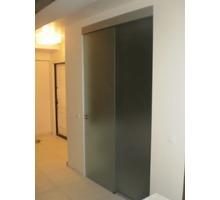 Стеклянные перегородки и раздвижные двери в Симферополе - Межкомнатные двери, перегородки в Симферополе