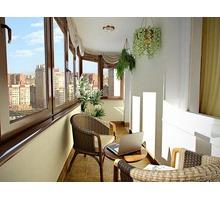 Остекление балконов и лоджий - Балконы и лоджии в Симферополе