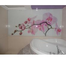 Ультрафиолетовая печать на стекле - Дизайн интерьеров в Симферополе