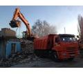 вывоз строительного мусора в Алуште недорого - Грузовые перевозки в Алуште