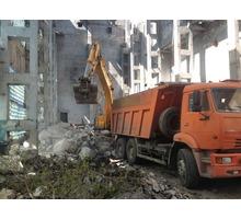 вывоз строительного мусора в Ялте  недорого - Вывоз мусора в Ялте