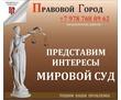 Представление интересов в мировом суде, фото — «Реклама Севастополя»