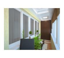 Балконы под ключ. Обшивка и утепление балконов. Остекление, расширение - Балконы и лоджии в Евпатории