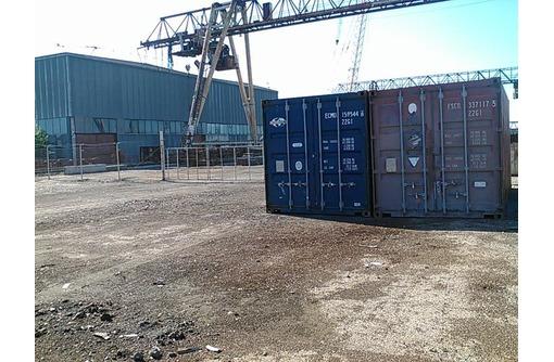 Железнодорожные грузоперевозки 20, 40 футовых контейнеров - Грузовые перевозки в Севастополе