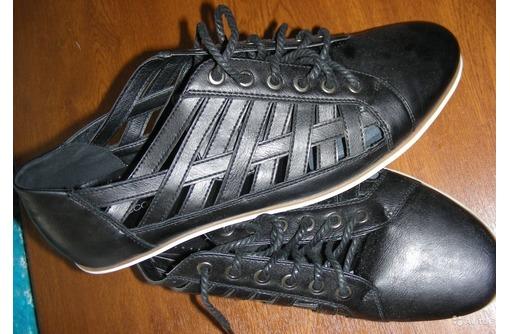 Продам туфли-плетенки 43 р новые, фото — «Реклама Севастополя»