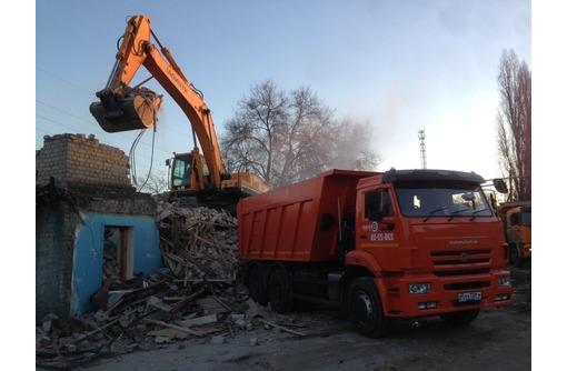 Вывоз строительного мусора в Алупке,Гаспре,Кореизе,Симеизе недорого своим самосвалом, фото — «Реклама Алупки»