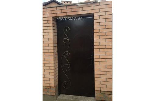Калитки из металла - Заборы, ворота в Севастополе