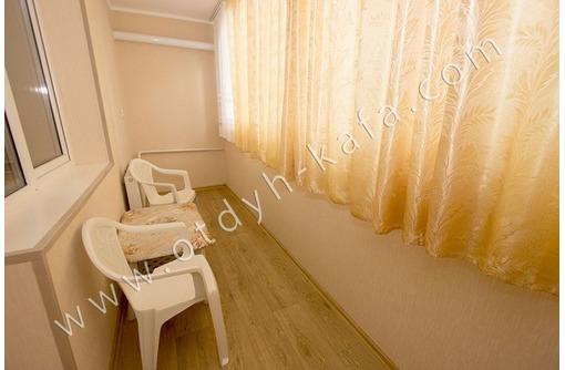 Квартира в новостройке в 10 минутах ходьбы от пляжа - Аренда квартир в Феодосии