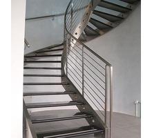 Изготовление лестниц любой сложности. Высокое качество, приемлемые цены - Лестницы в Феодосии