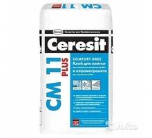 Клей Ceresit см 11 Plus услуги грузчиков - Отделочные материалы в Севастополе