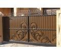 Изготовление и установка ворот, металлических дверей, заборов, навесов - Заборы, ворота в Керчи