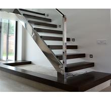 Изготовление лестниц на металлокаркасе, ворот, навесов - Лестницы в Евпатории