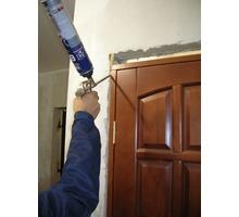 Профессионально установим входные и межкомнатные двери - Ремонт, установка окон и дверей в Феодосии