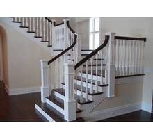 Изготовление и монтаж лестниц из дерева, металла, бетона - Лестницы в Феодосии