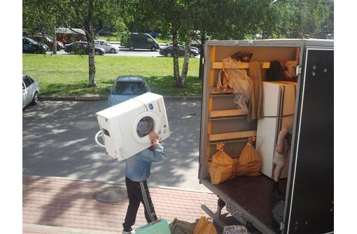 Срочные переезды до 5 т.Грузчики с опытом. - Грузовые перевозки в Севастополе