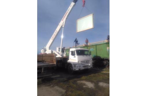 Грузовой терминал в Севастополе - приём и отправка грузов ж. д. транспортом, фото — «Реклама Севастополя»