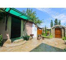 Небольшой потрясающий 2-х ком. дом для отдыха в Феодосии - Аренда домов, коттеджей в Феодосии