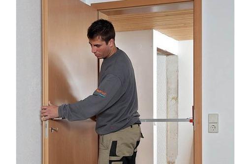 Профессионально установим входные и межкомнатные двери, фото — «Реклама Евпатории»