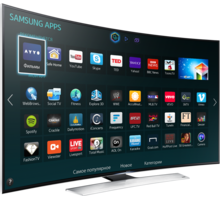 Настройка каналов на SMART телевизоре на месте - Спутниковое телевидение в Севастополе