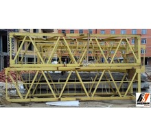 Запчасти и комплектующие к крану башенному КБ-308А - Продажа в Крыму