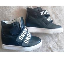 Ботинки женские, молодежные, размер 36, в отличном состоянии - Женская обувь в Симферополе