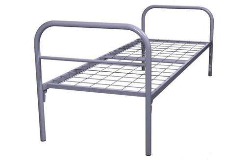 Кровати для рабочих металлические - Мебель для спальни в Черноморском