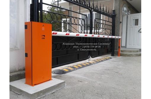 Автоматические ворота в Севастополе. - Заборы, ворота в Севастополе