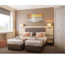 Кровати бокс Спринг для гостиниц и отелей - Мебель для спальни в Севастополе