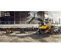 Аренда колесного экскаватора Volvo, планировочный ковш, гидромолот - Инструменты, стройтехника в Севастополе