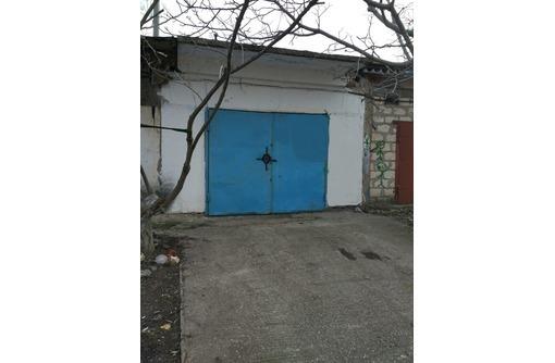 Продаю каменный гараж в Камышовой бухте, фото — «Реклама Севастополя»