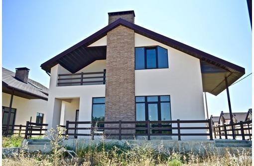Новый кирпичный дом с документами в коттеджном поселке - Дома в Севастополе