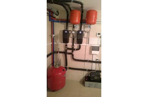 Проектирование систем отопления, водоснабжения, канализации, фото — «Реклама Севастополя»