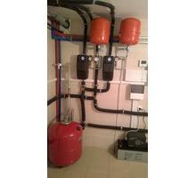 Проектирование систем отопления, водоснабжения, канализации - Проектные работы, геодезия в Севастополе