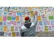 Расклейка объявлений качественно и быстро, фото — «Реклама Севастополя»