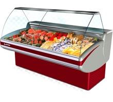 Холодильная Витрина для Мяса, Рыбы, Птицы -5 +5. - Продажа в Симферополе