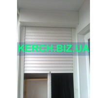 Изготовление балконных шкафов (шкаф на балкон) Керчь - Балконы и лоджии в Керчи
