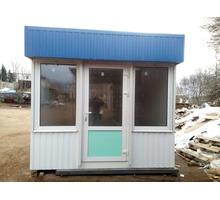 Торговые павильоны, модульные дома, дачи,магазины - Металлические конструкции в Севастополе