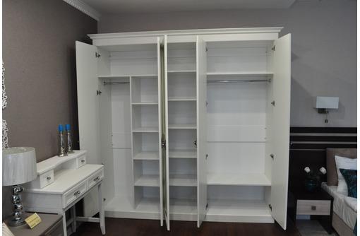 Шкаф платяной комбинированный с зеркалом 52000 руб. - Мебель на заказ в Севастополе