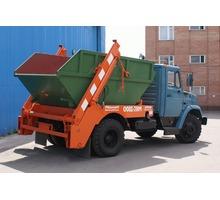 Вывоз строительного мусора - Вывоз мусора в Гурзуфе