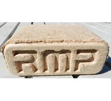 Топливные брикеты RMP из чистого бука и дуба - Твердое топливо в Керчи